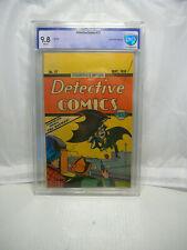 Detective Comics #27 (1984) CBCS 9.8 1st Batman Oreo Giveaway