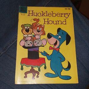 Four Color #990 1st Huckleberry Hound, 1st appearance Yogi Bear Dell comics 1959