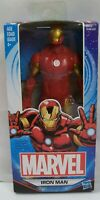 "NICE BRAND NEW HASBRO MARVEL COMICS IRON MAN 6"" INCH ACTION FIGURE / FIGURINE!"