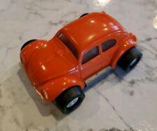 Vintage Tonka VW Beetle Bug Mini Orange