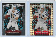 2020 PANINI MOSAIC INSERT MEN OF MASTERY LOT PEYTON MANNING