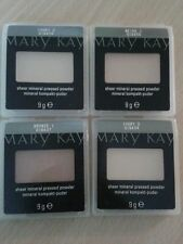 Mary Kay Timewise sheer mineral pressed powder (All Shades available)
