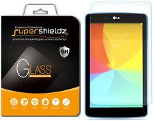 2x Supershieldz LG G Pad 7.0 / G Pad 7.0 LTE Tempered Glass Screen Protector