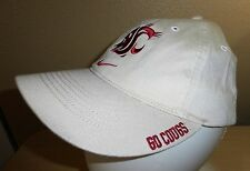 NWOT Nike Washington State Cougars Cap, Hat, Womens, Sz 7.1/8-7.3/8