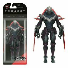 PROJECT ZED Figure LEAGUE OF LEGENDS The Master Shadows FUNKO LEGACY COLLECTION