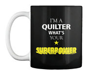 Soft Quilter Gift Coffee Mug Gift Coffee Mug