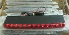 MGZR ROVER 25 XFG000140 HIGH LEVEL REAR BRAKE LIGHT RED New genuine MG Rover