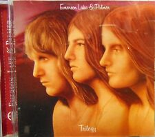 CD - Emerson Lake & Palmer - Trilogy - 1972 Rhino - Very Good