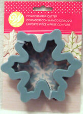 NEW Wilton Comfort-Grip Large Snow Flake Cookie Cutter