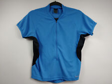 REI 1 2 Zip Cycling Bicycle Jersey T Shirt Womens Medium M 98df51223