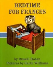 Bedtime for Frances-ExLibrary