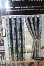 Polyester Victorian Style Curtains