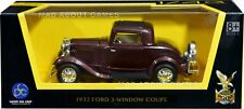 FORD COUPE 1932 1:43 Model Die Cast Toy Car Models Miniature