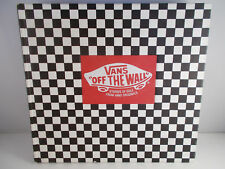 "VANS ""Off The Wall"" Stories Of Sole From VANS Originals Hardcover New"