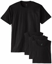 New Hanes Men's 5280 ComfortSoft 100% Cotton T-Shirt (Pack of 4) Value Pack 5280