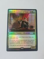 Leovold, Emissary Of Trest Foil - Conspiracy - M/NM - Mtg Magic The Gathering