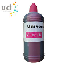 100ml Magenta Quality Printer Refill to Epson Brother HP ink Bottles kit NON-OEM