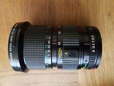 35-105mm f3.5 Canon FD Obiettivo Zoom grandangolare con macro.