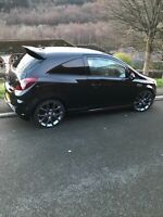 Vauxhall corsa vxr 40k excellent condition may px why caddy van or nice diesel