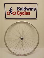 700c REAR Hybrid Bike Wheel - Quick Release  - SCREW ON Alloy Hub