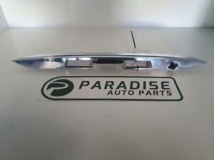 TOYOTA TARAGO REAR GARNISH LOWER, CHROME, ACR50R, 03/06- 06 07 08 09 10 11 12 13