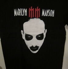 MARILYN MANSON    T Shirt Licensed Merchandise  SMALL