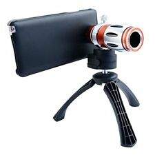 Apexel Telescope 12.5x Zoom Telephoto Manual Focus Camera Phone Lens w/ Tripod