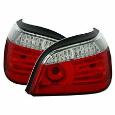 FEUX ARRIERE LED BLANC ROUGE CLIGNO LED BMW SERIE 5 E60 BERLINE 7/2003 A 02/2007