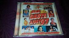 CD Das Beste aus 97 / 40 Schlager Hits - Album 2Cds 1997