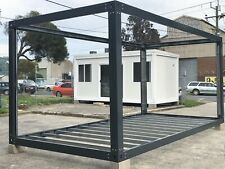 Tiny House Shipping Container Home Cabin Granny Flat Studio Office Site Shed