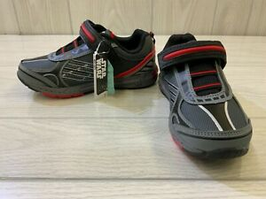 Josmo Character Star Wars Light Up Shoes, Little Boys Size 1, Black MSRP $39.99
