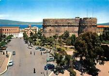 Italy Reggio Calabria Piazza Castello Aragonese Old Vintage Cars Chateau