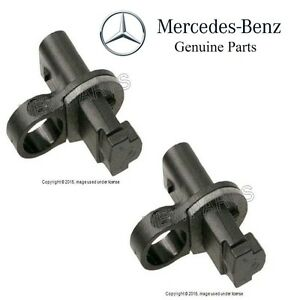 For Mercedes W164 R171 C216 X164 Set of 2 Intake Manifold Temperature Switches