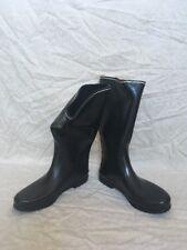 Tretorn Stovel Black Rain Boots, Women's Shoes, Size 11M
