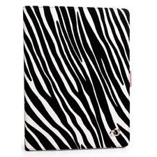 KroO Portfolio Cover Case w/ Pocket & Card Slots for Apple iPad (2, 3, 4)