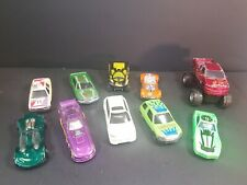 Lot Of 10 Hot Wheels & Other Brand Diecast Cars & Trucks 1990's & 2000's Toys