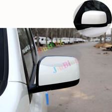 For Nissan X-Trail Rogue 2008-2013 White Left Driver Side Rear View Mirror Assy