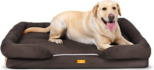 Akutata Embrace Large Dog Bed for Medium and Large Dogs, Removeable Washable Cov