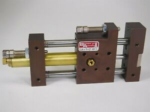 New No Box Barrington Automation LA-1-2 611 Slide Actuator S9-3