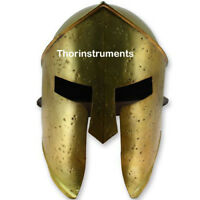 300 MOVIE HELMET MEDIEVAL KING LEONIDAS SPARTAN HELMET