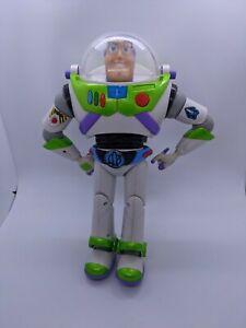 "Hasbro Disney Pixar Buzz Lightyear Action Figure 12""  Posable Talking"