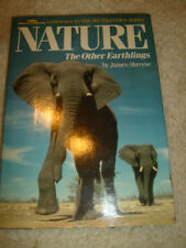 Nature, The Other Earthlings by James Shreeve - 1987