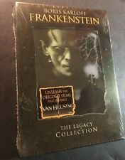 Frankenstein: The Legacy Collection (DVD, 2004, 2-Disc Set) Brand New & Sealed