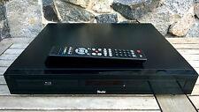 Teufel Blu-Ray / DVD Player IP 3000 BR HDMI BluRay HD 5.1 Decoder Fernbedienung