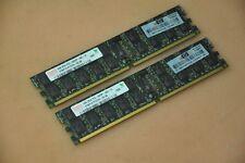 HP BL465/BL685c DL385/585 G5 G6 Server 8GB (2x4GB 499277-061) RAM Kit 497767-B21