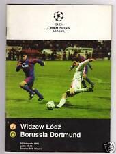 Prg ch. League 96/97 widzew lodz-borussia dortmund