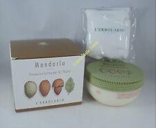 L'ERBOLARIO Impacco Crema mani profumo MANDORLA 200ml Pack hand cream almond