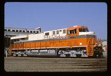 Original Slide NS INT Interstate Heritage 8105 ES44AC