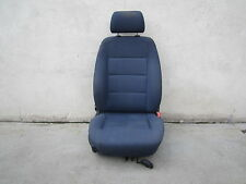 Beifahrersitz Sitz vorne Audi A4 B5 Facelift Sitze Ausstattung blau