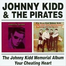 The Johnny Kidd Memorial Album/Your Cheating Heart /  Johnny Kidd & The Pirates;